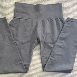 NVGTN Grey Contour Leggings